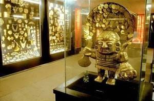 Выставка золота