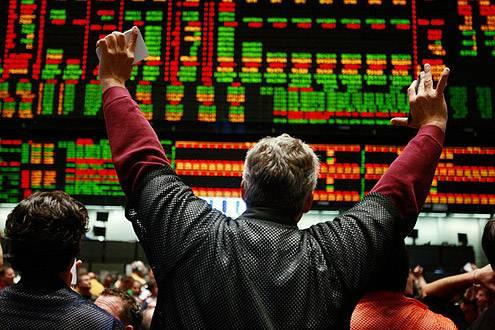 Фондовая биржа диктует цены