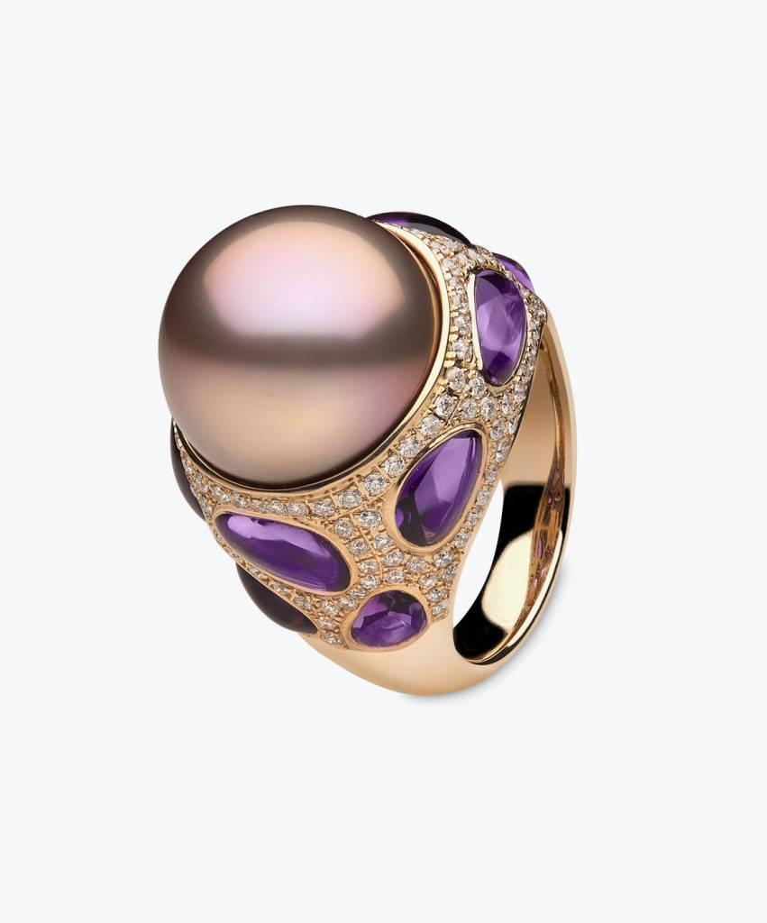 Yoko London кольцо