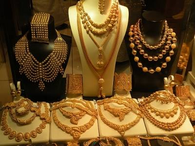 Турки любят золото