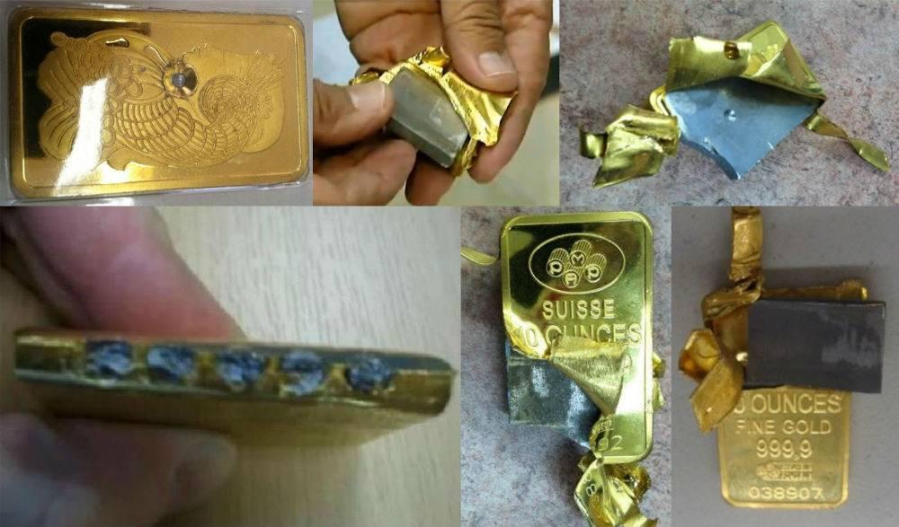 Как отличить золото от подделки в домашних условиях