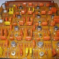 Драгоценный металл имеется во многих радиодеталях