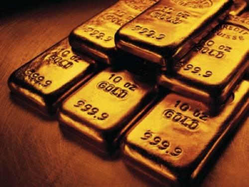 Слитки 999 пробы используют для хранения золотых резервов стран