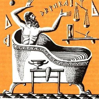 Для проверки подлинности ювелирного изделия используют закон Архимеда