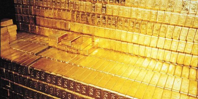 Компании с каждым годом наращивают мощности добычи желтого металла