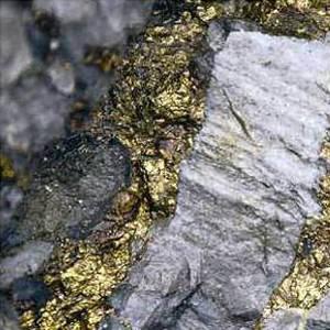 Природное месторождение драгоценного металла