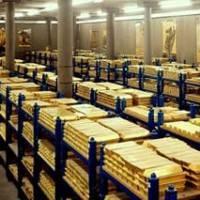 Каждая страна имеет у себя такое золотохранилище