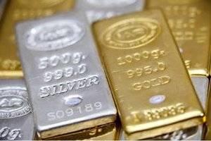 Серебро и золото имеют разные химические свойства
