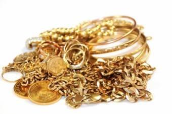 Золото в украшениях