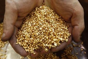 Свойства золота