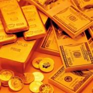 Цена на золото резко снижается