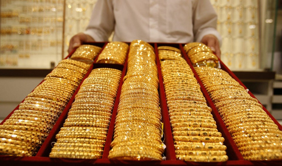 Продажа золота в магазине
