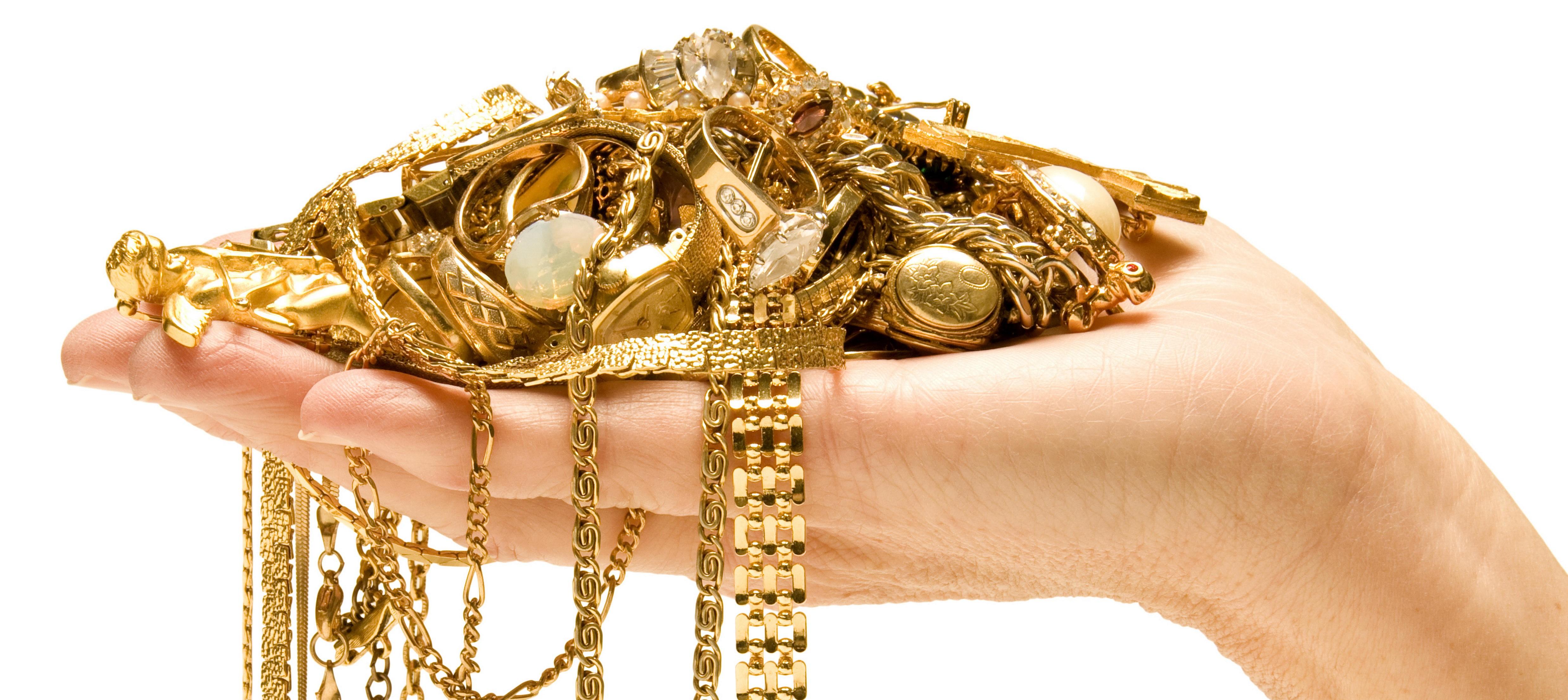 Возвращение золотых украшений