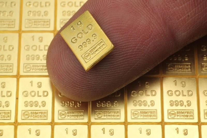 Грамм золота