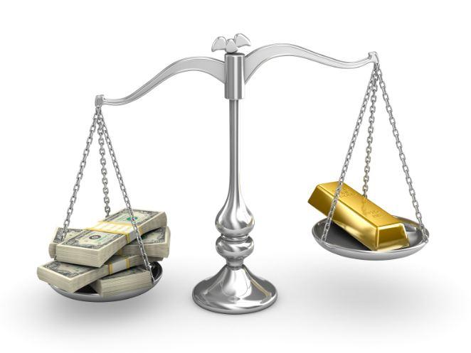 Сколько стоит золото