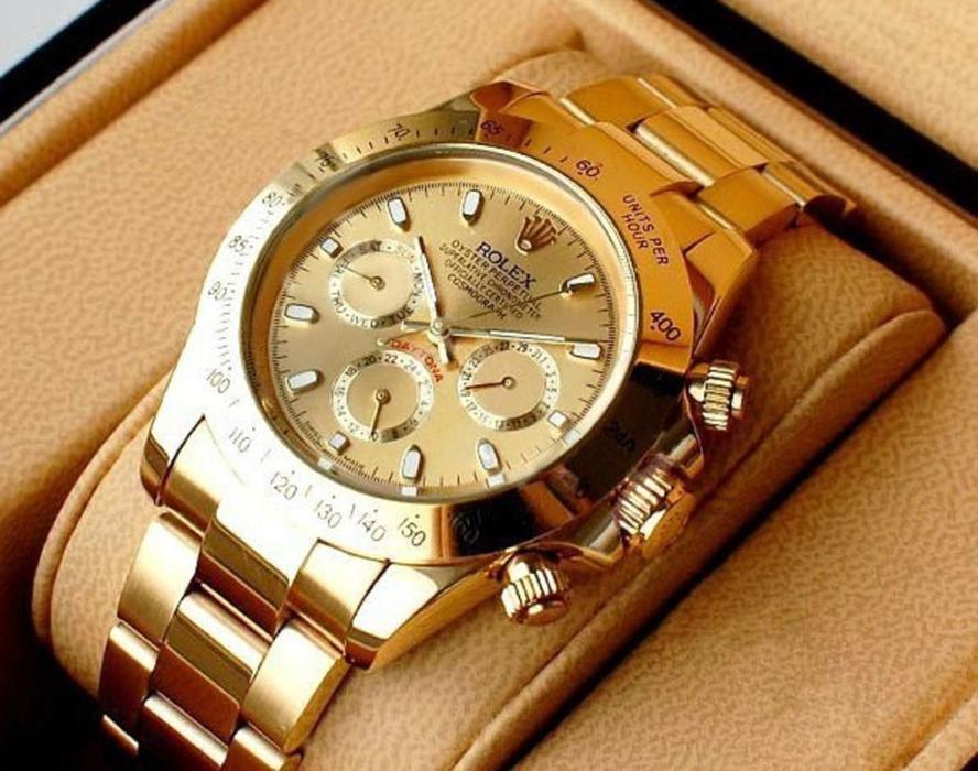 Золотой хронометр
