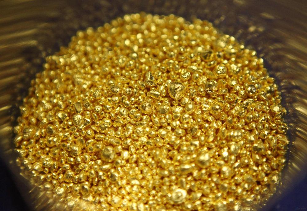 Золото как металл
