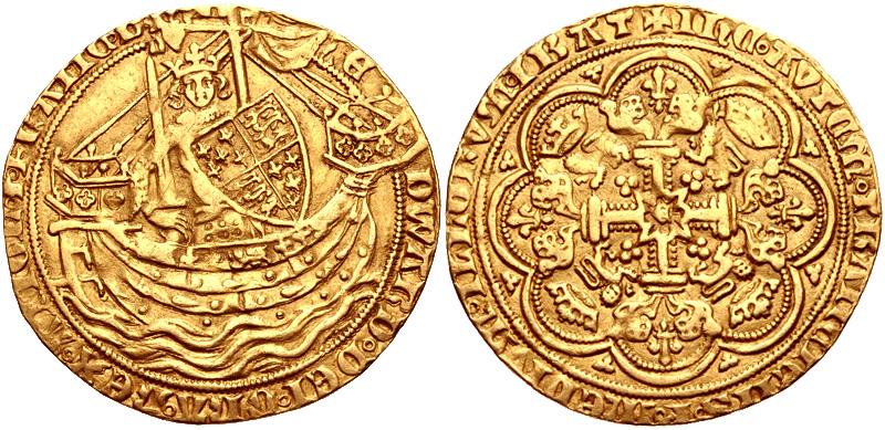 Монета нобель