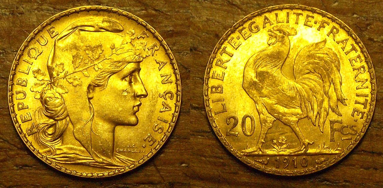 Золотая марианна