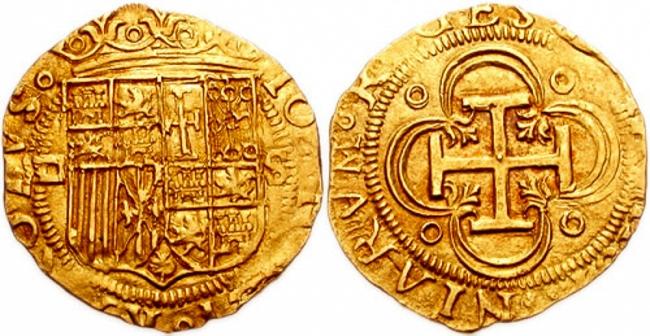 Монета 4 грамма