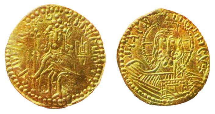 Первая русская монета