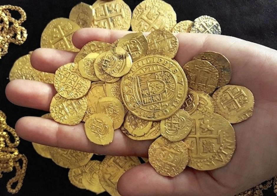 Старинное золото