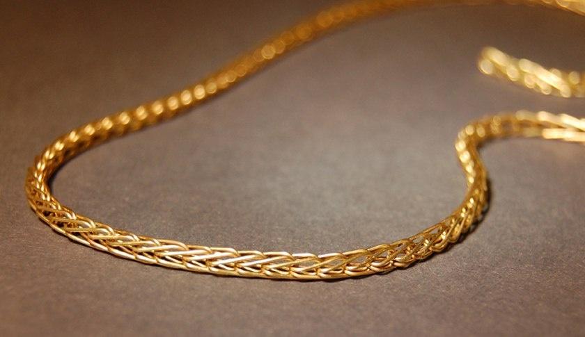 Золотой колосок