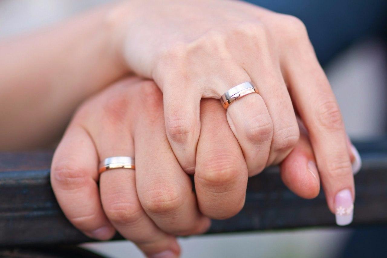 Символ заключения брака