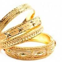 Заграницей ювелирные изделия из золота маркируются каратной системы