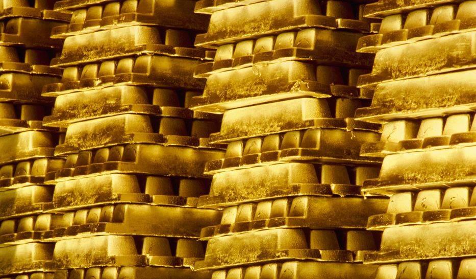 Все страны держат золото вот в таких слитках