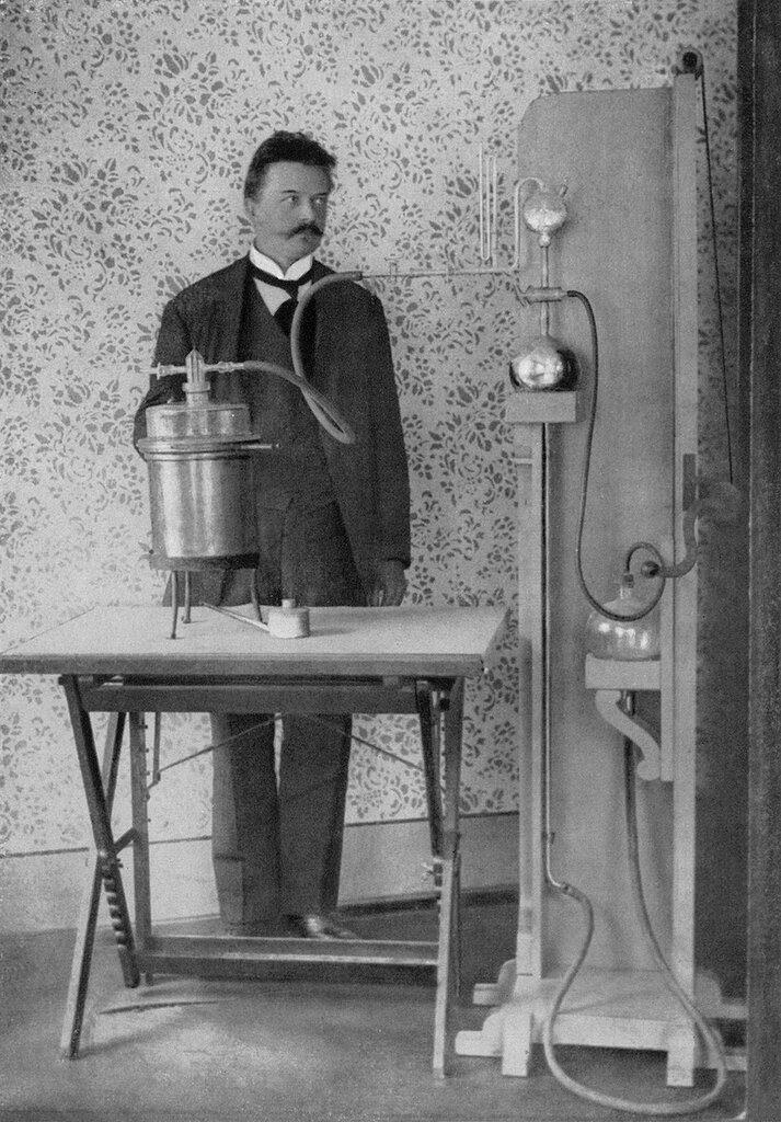 Даниэль Сваровски лаборатория 1892