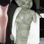 Мэрилин Монро в платье Сваровски