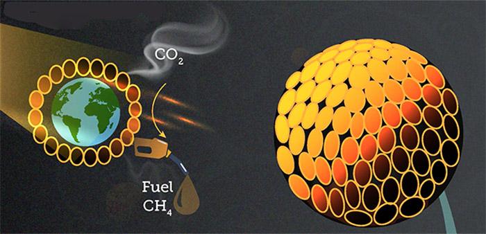 Черное золото поглощает CO2