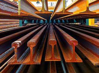 Прием железнодорожных рельс в чермет