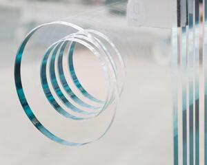 Алмазное сверление в стекле