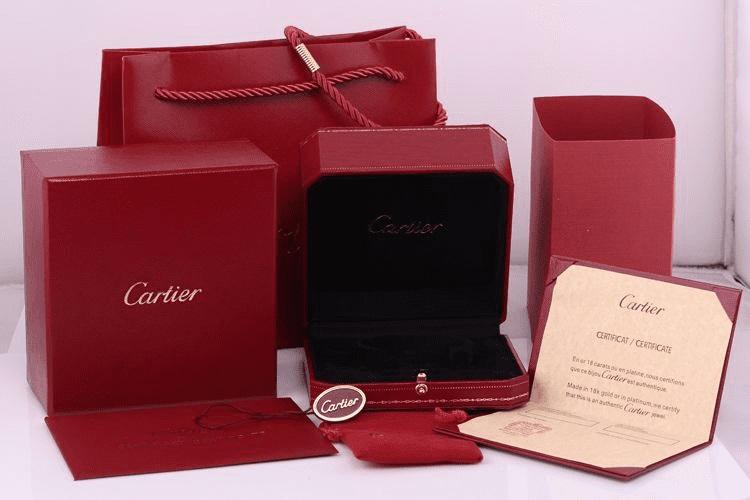 Бренд Cartier ювелирные изделия