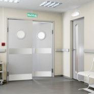 Proizvodstvo medicinskih dverej