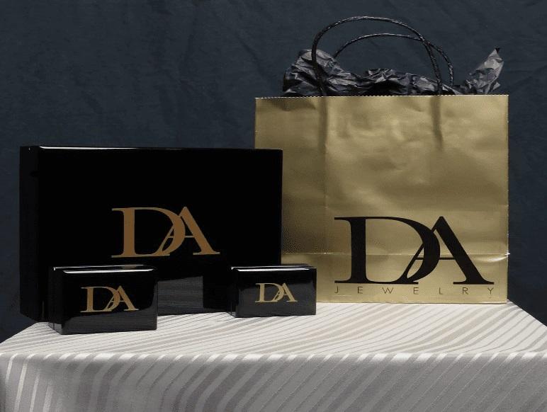 Упаковка Donna Avida идеально сочетает в себе простоту и элегантность