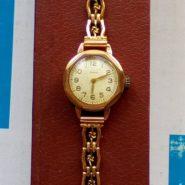 Золотые часы Заря