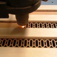 Лазерный станок для резки фанеры